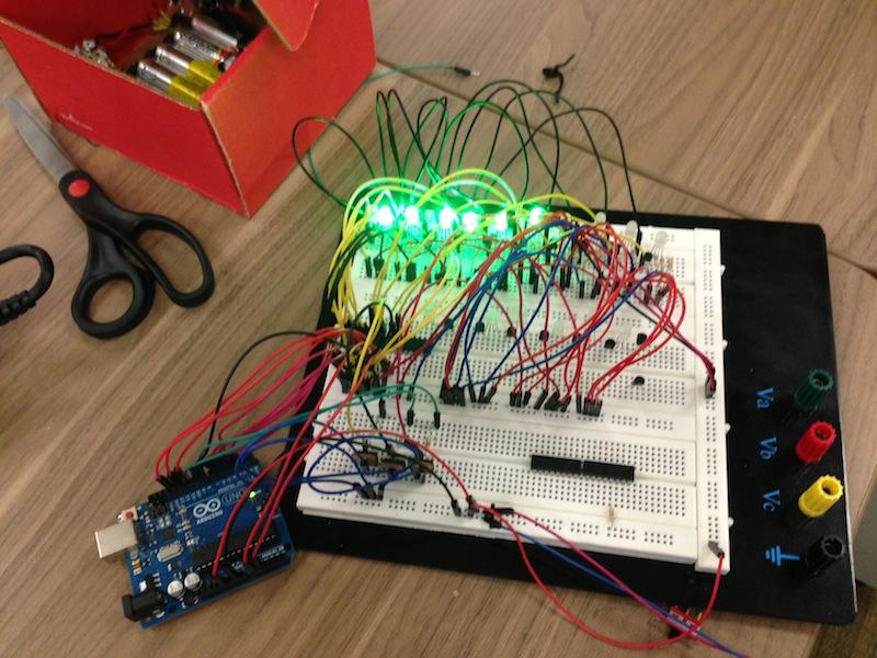 LED Display - OpenXC